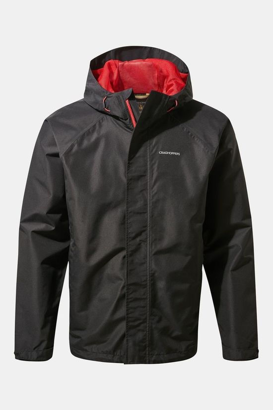 Craghoppers Mens Orion Jacket Black