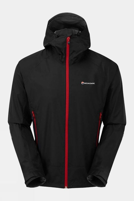 Montane Mens Meteor Jacket Black