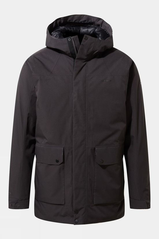 Craghoppers Lorton Thermic Jacket Black Pepper