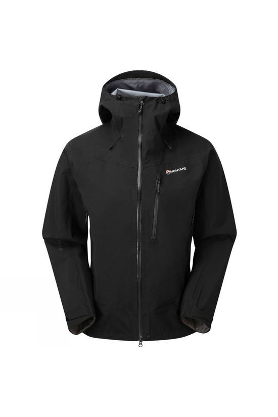 Montane Mens Alpine Spirit Jacket Black