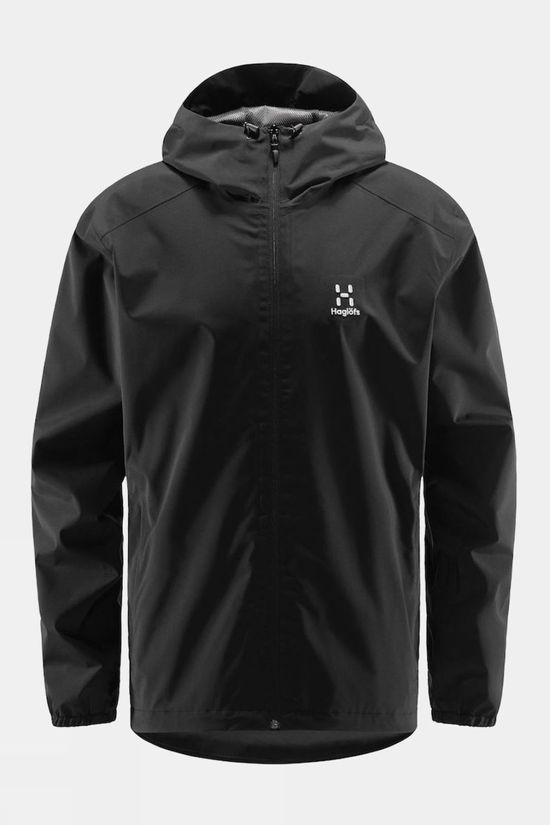 Haglofs Mens Buteo Jacket True Black