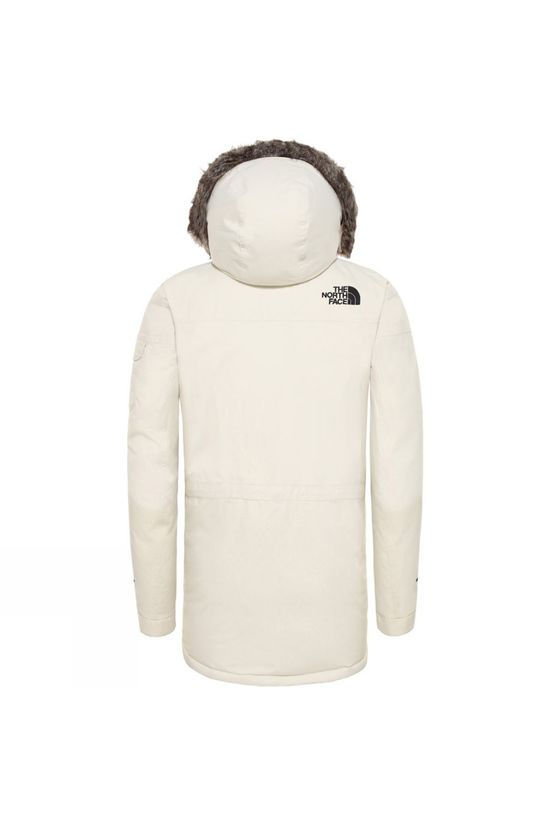 The North Face Mens McMurdo Parka Jacket Vintage White