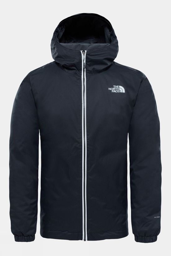 The North Face Mens Quest Insulated Jacket TNF Black