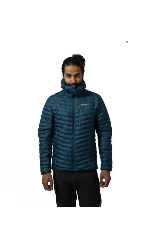 Montane Mens Icarus Jacket Narwhal Blue