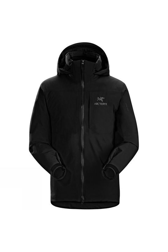 Arc'teryx Mens Fission SV Jacket Black