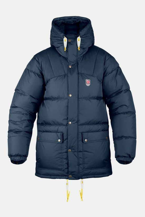 Fjallraven Expedition Down Jacket Navy