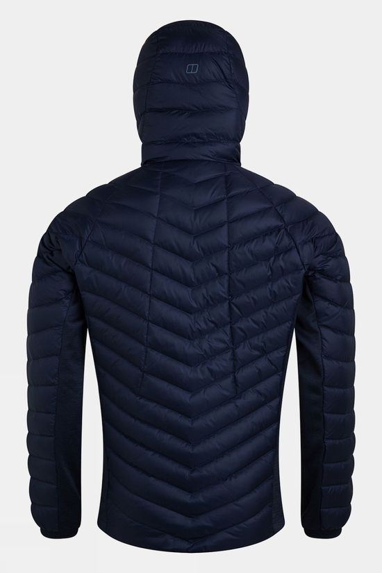 Berghaus Mens Tephra Stretch Reflect Jacket Mood Indigo