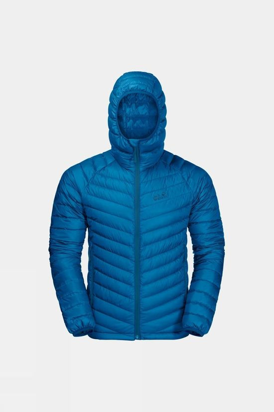 Jack Wolfskin Atmosphere Jacket Blue Pacific