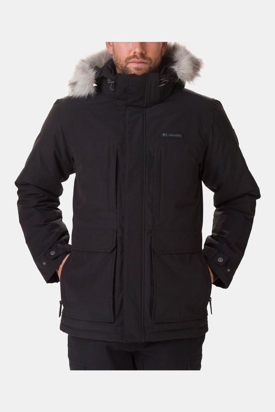 Columbia Mens Marquam Peak Jacket Black