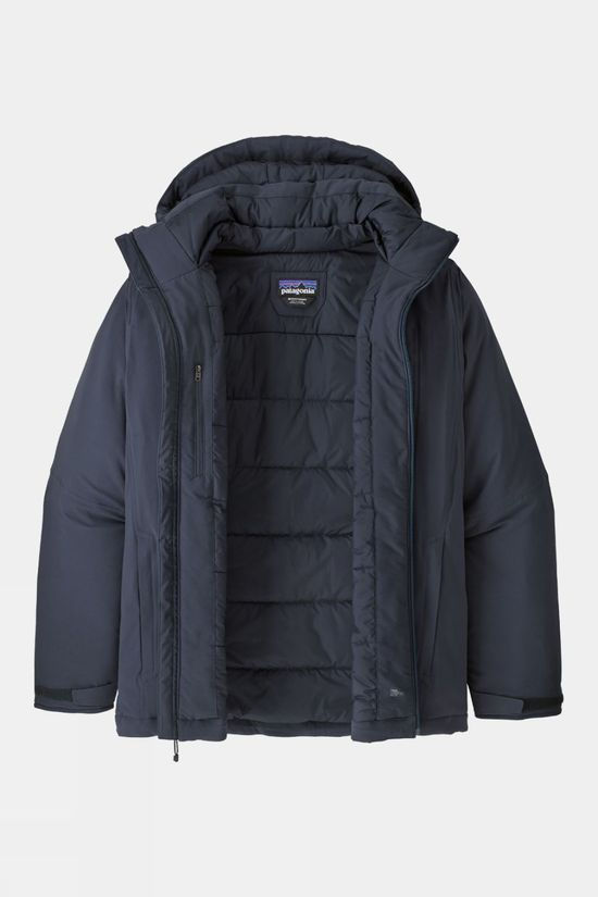 Patagonia Mens Insulated Quandary Jacket Neo Navy