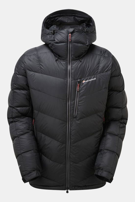 Montane Mens Jagged Ice Down Jacket Black