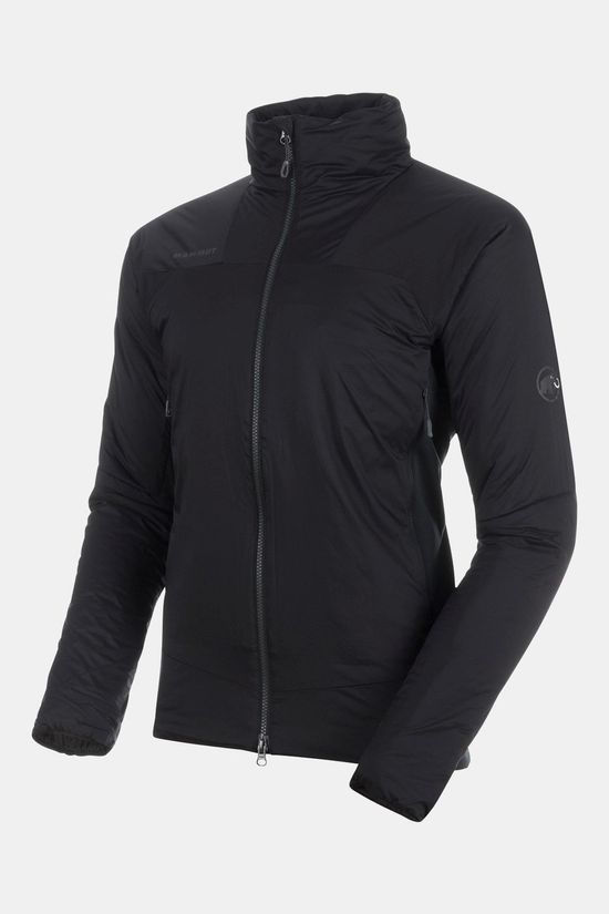 Mammut Rime Insulated Hybrid Flex Jacket Black-Phantom