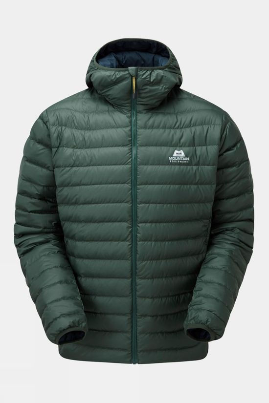 Mountain Equipment ME Earthrise Hooded Jacket Conifer