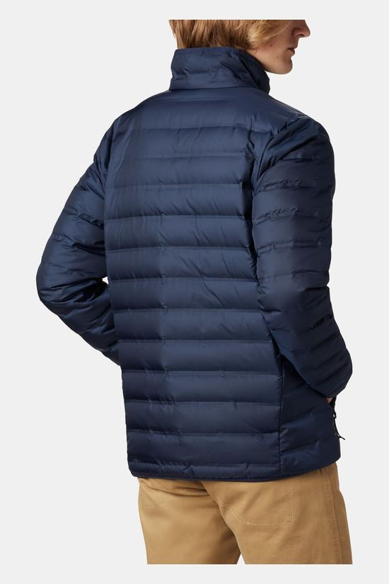 Columbia Men's  Lake 22 Down Jacket Collegiate Navy