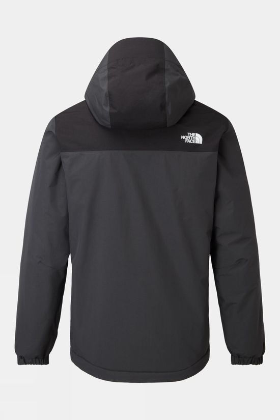 The North Face Mens Nordend Insulated Jacket Asphalt Grey/Black