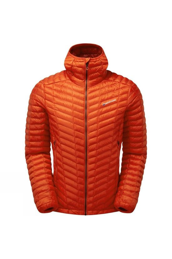 Montane Mens Icarus Lite Jacket Firefly Orange