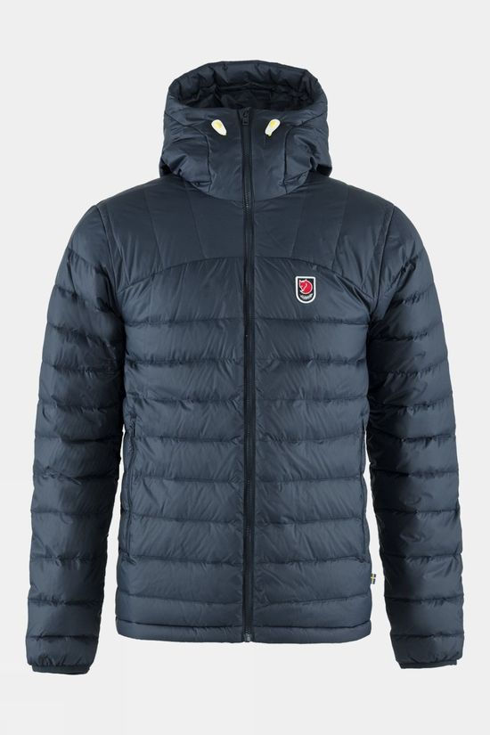 Fjallraven Mens Expedition Pack Down Hoodie Navy