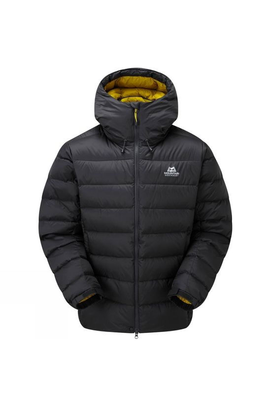 Mountain Equipment Mens Senja Jacket Obsidian