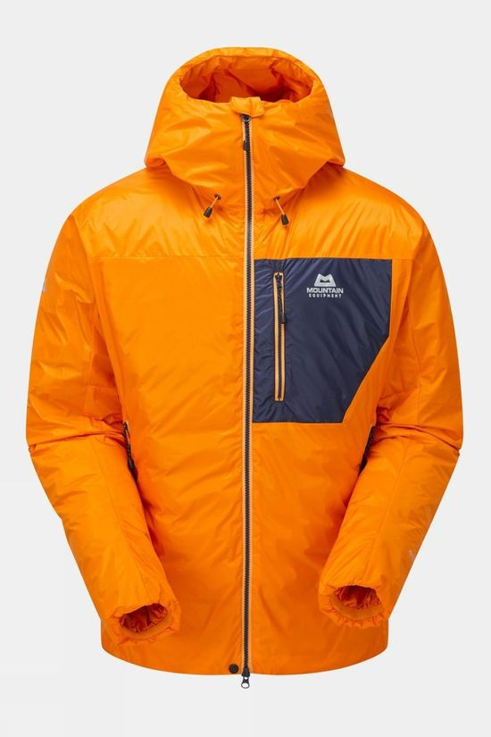 Mountain Equipment Mens Xeros Jacket Mango/Medieval
