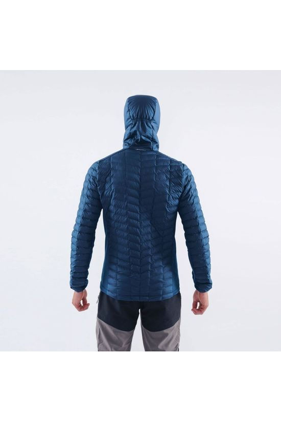 Montane Mens Icarus Stretch Jacket Narwhal Blue