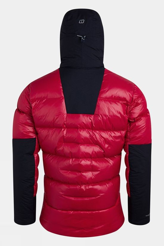 Berghaus Arkos Reflect Down Jacket Haute Red/Night Sky