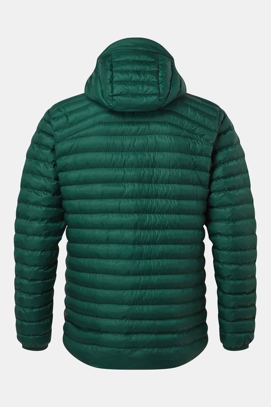 Rab Mens Cirrus Alpine jacket Sherwood Green