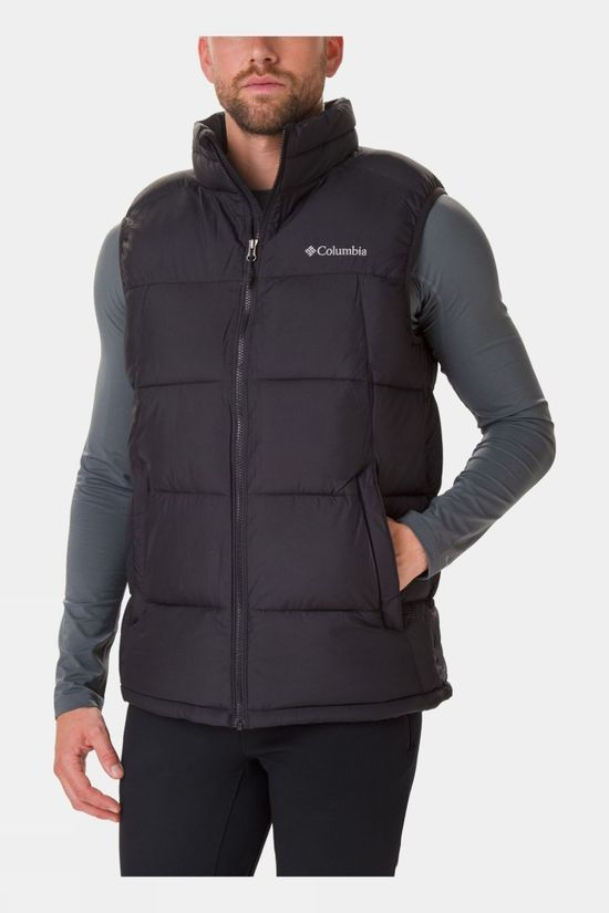 Columbia Mens Pike Lake Vest Black