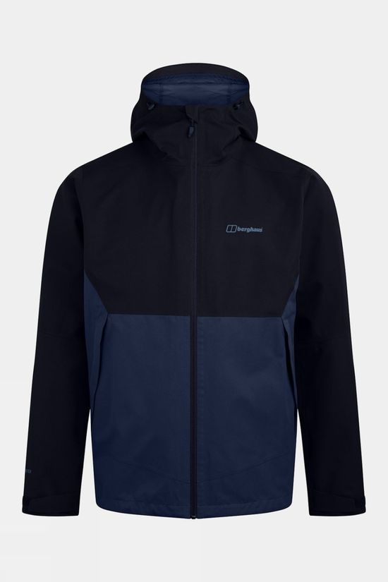 Berghaus Mens Fellmaster 3-in-1 Jacket Mood Indigo/Night Sky