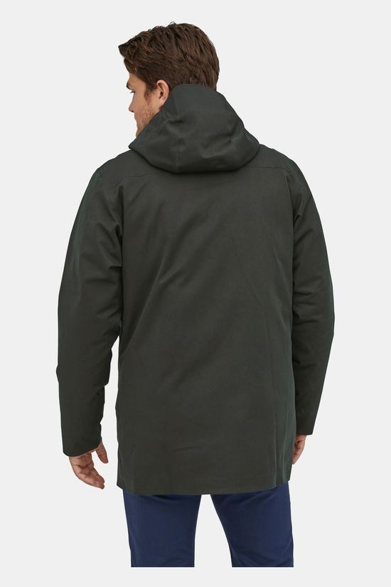 Patagonia Mens Tres 3-in-1 Parka Black