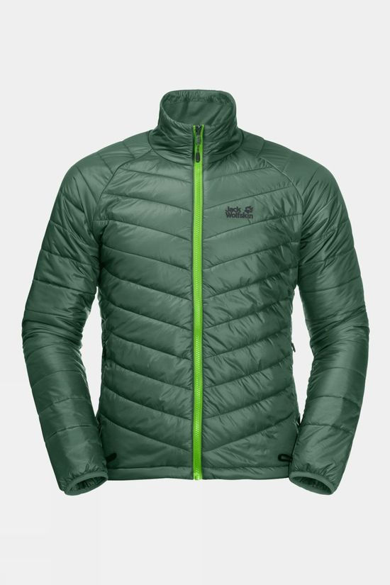 Jack Wolfskin Mens Steting Peak Jacket Sage