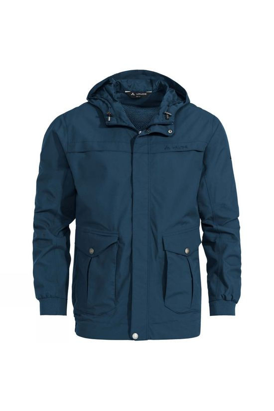 Vaude Men's Manukau S Jacket Baltic Sea