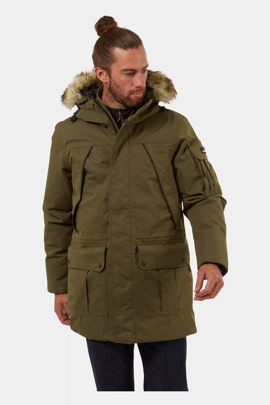 Craghoppers Mens Bishorn Jacket Woodland Green