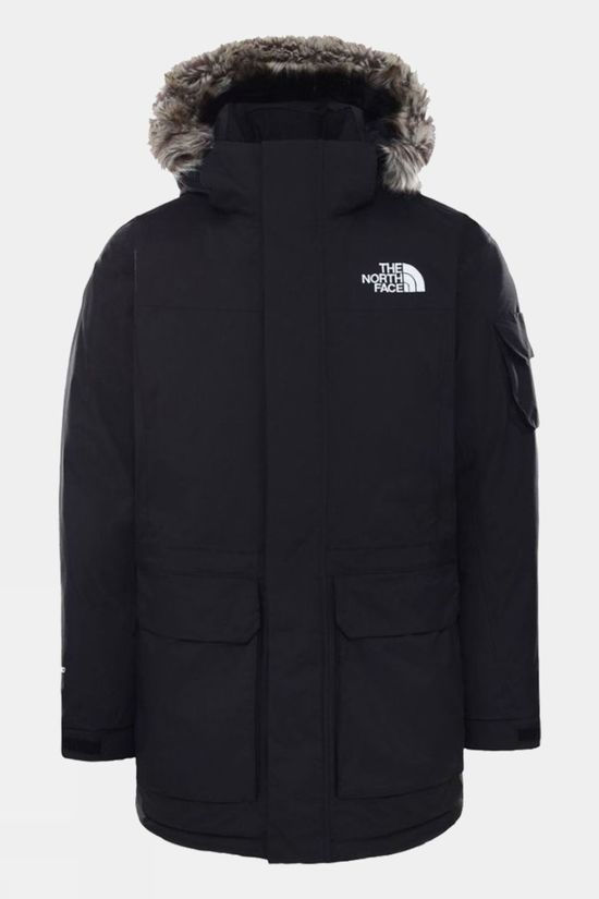 The North Face Mens Recycled Mcmurdo parka TNF Black