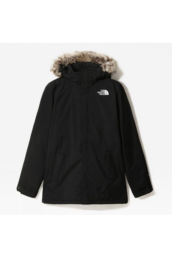 The North Face Mens Recycled Zaneck Jacket TNF Black