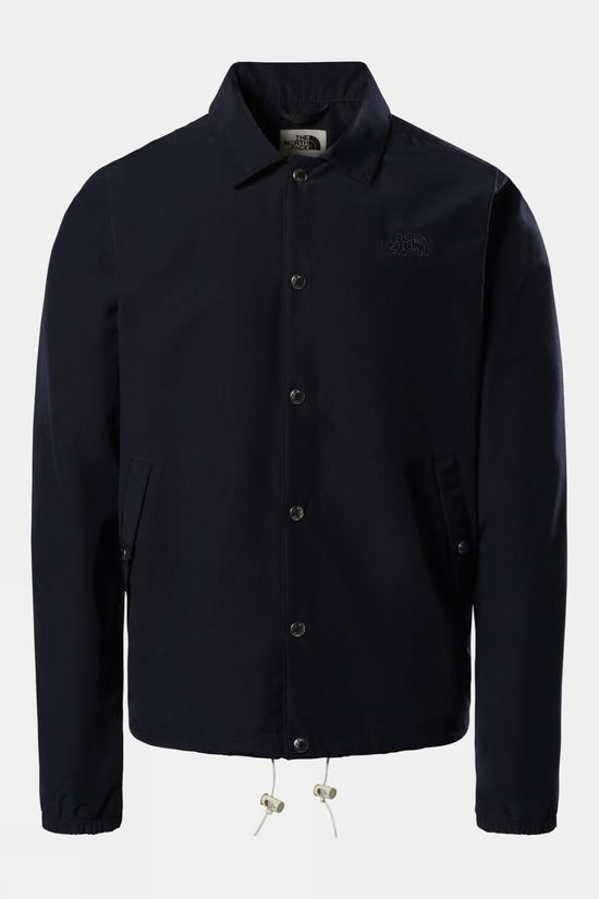 The North Face Mens Sansome Coaches Jacket Aviator Navy