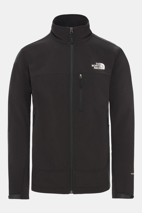 The North Face Mens Apex Bionic Jacket Tnf Black/Tnf White