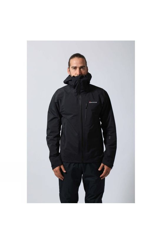 Montane Mens Fleet Jacket Black