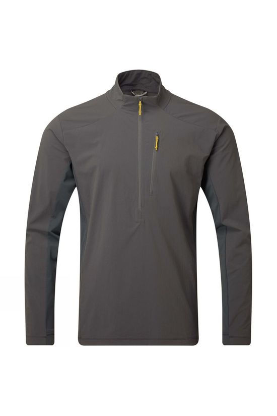 Rab Mens Momentum Pull-on Steel / Steel