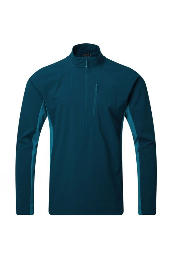Rab Mens Momentum Pull-on Ink/Azure