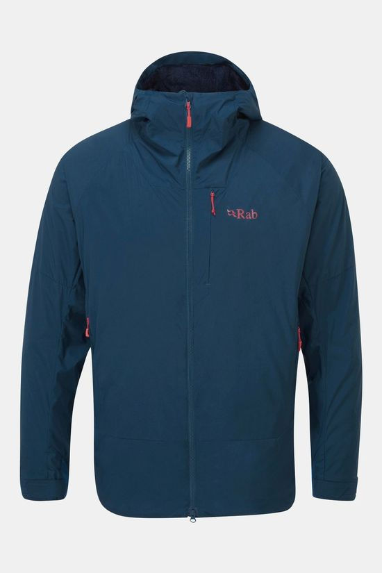 Rab Mens Vapour-Rise Summit Jacket Ink