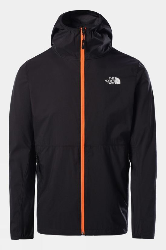 The North Face Mens Circadian Wind Jacket TNF Black