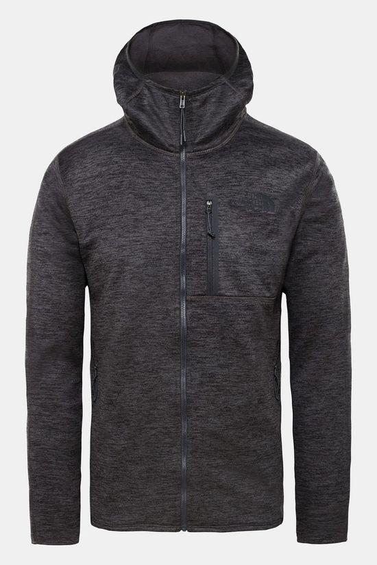The North Face Mens Canyonlands Hoodie TNF Dark Grey Heather