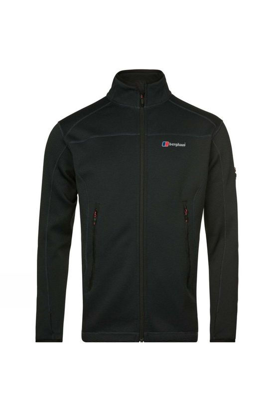 Berghaus Mens Pravitale Mtn 2.0 Jacket Carbon/Black
