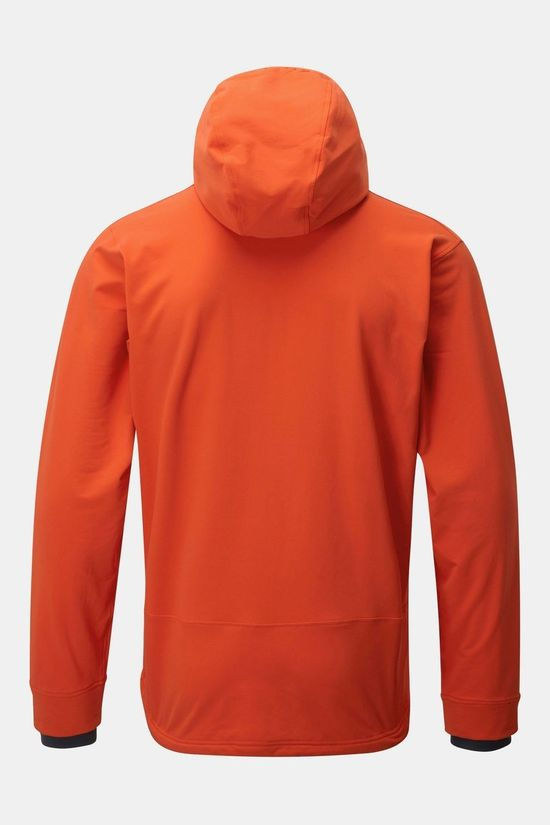 Rab Mens  Shadow Hoody Firecracker