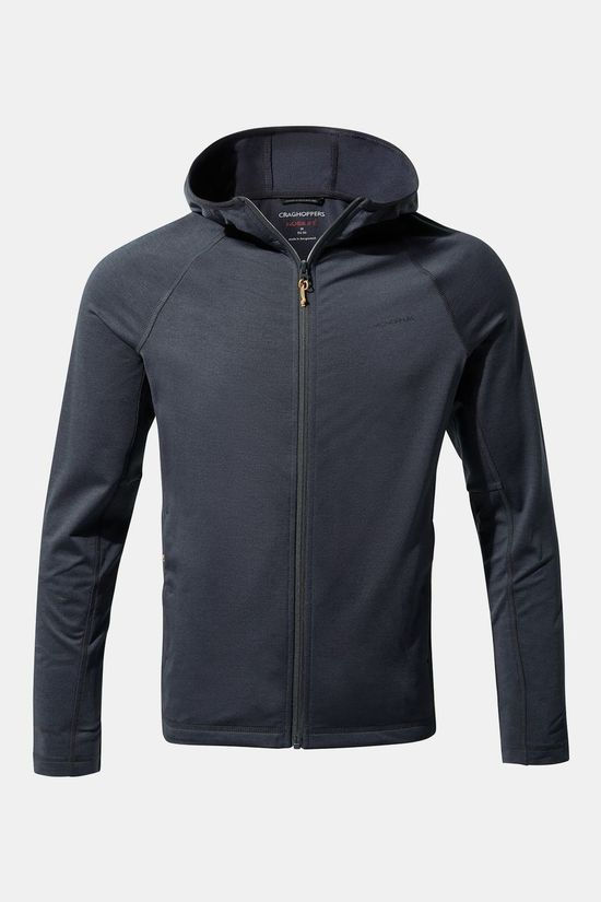 Craghoppers Mens NosiLife Tiago Jacket Blue Navy Marl