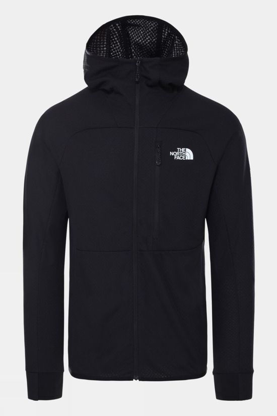 The North Face Mens Summit L2 Hoodie Tnf Black