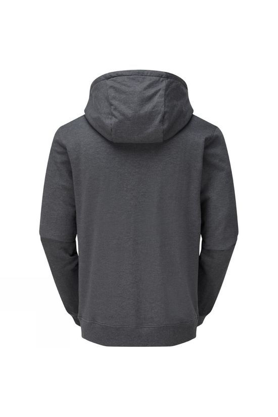 Montane Mens Off Limits Cotton Hoodie Slate