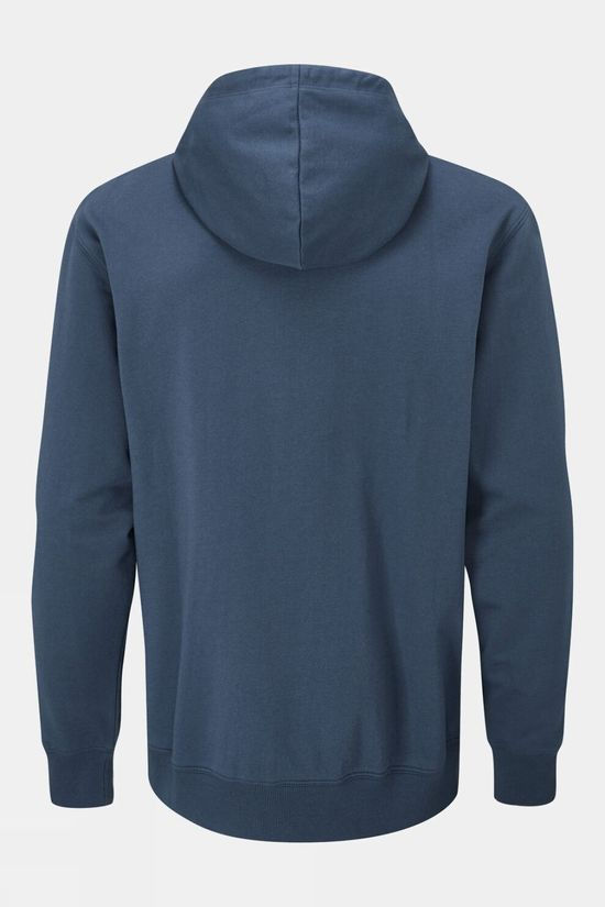 Rab Mens Voyage Pull-On Hoody Deep Ink