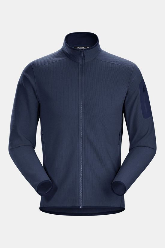 Arc'teryx Mens Delta Lightweight Jacket Exosphere