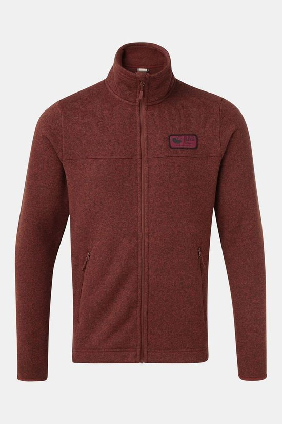 Rab Mens Explorer Jacket Oxblood Red